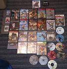 PS1 PS2 PS3 PS4 NES SNES Dreamcast Wii 34 Video Game Lot Final Fantasy Megaman