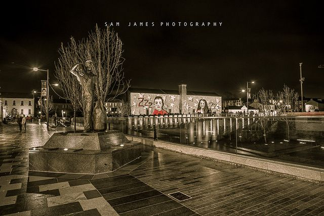 Twice Upon A Time by Ocubo at the Clock Tower, Ebrington Square