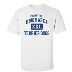 Union Area Middle High School - New Castle, PA | Men's T-Shirts Start at $21.97