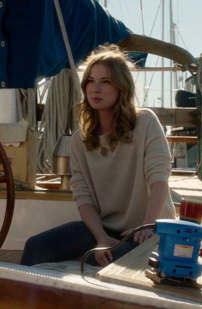 Emily Thorne in Revenge S04E18