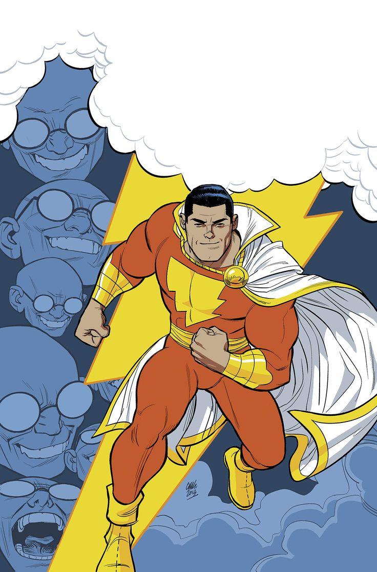 SHAZAM Movie: Will Warner Bros. Next Screen Superhero Be CAPT ... Ummmm ... BILLY BATSON? | Newsarama.com