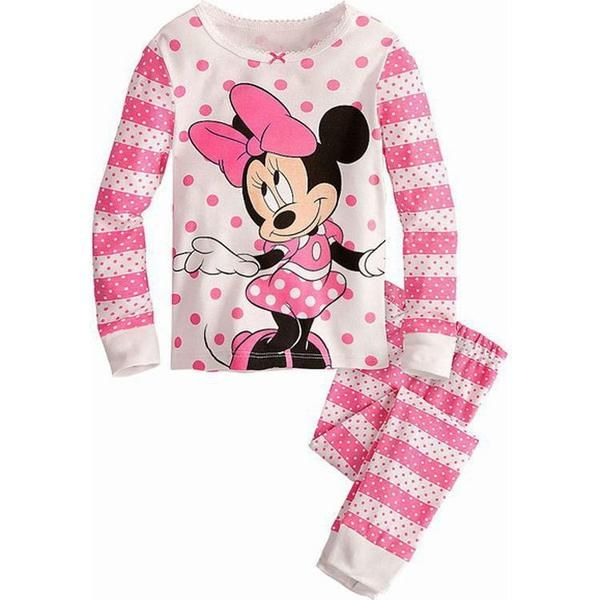Im so excited to share todays featured item. I love Minnie Mouse and we have the most adorable PJ's for sale, now for only $12.50! Available in sizes 2, 3 and 4 - your little one will look adorable in these Minnie Pajamas! And if you love Minnie as much as i do, dont forget to also check out out top and overalls set - under the Minnie Mouse tab.
