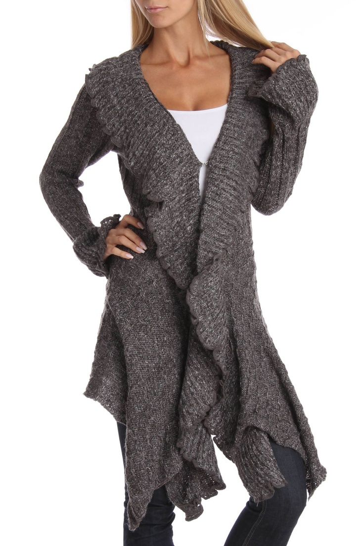 195 best Classy Sweaters images on Pinterest   Ponchos, Knit ...