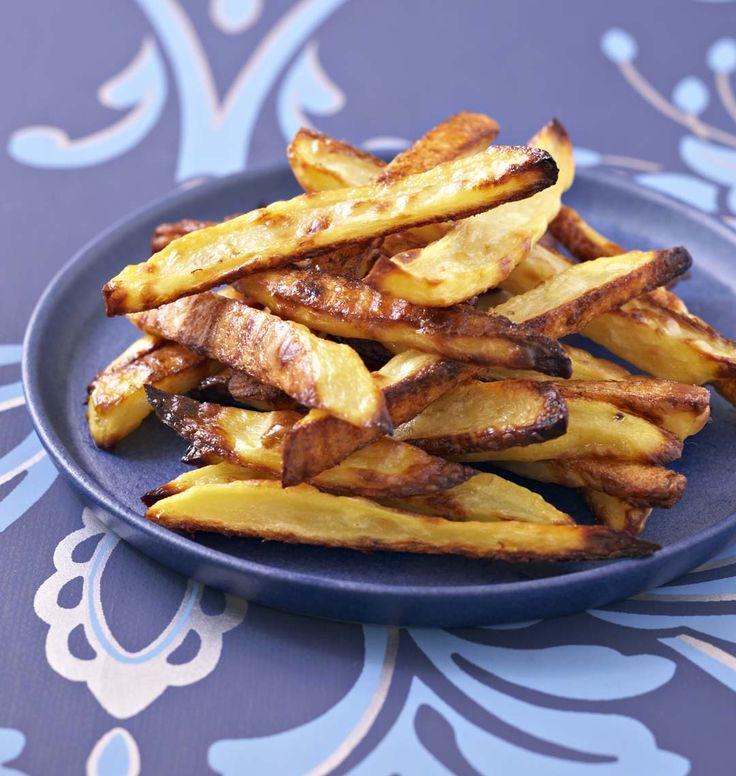 Frites maison au four sans friteuse recipe photos for Friteuse fust