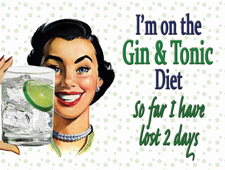 gin and tonic: Tonic Diet, Quotes, Gin Tonic, Funny Stuff, Humor