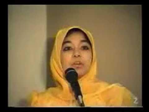 JAWWAD AHMED KHAN BLOGS: Aafia Siddiqui 1991 speach