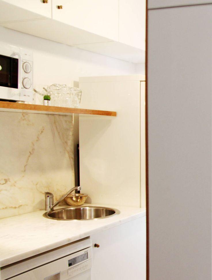 En iyi 17 fikir, Küche Neu Gestalten Renovieren Pinterestu0027te - küche lackieren vorher nachher