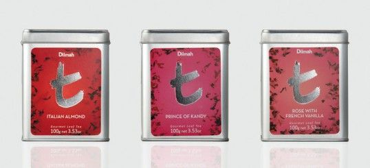 dilmah pink label