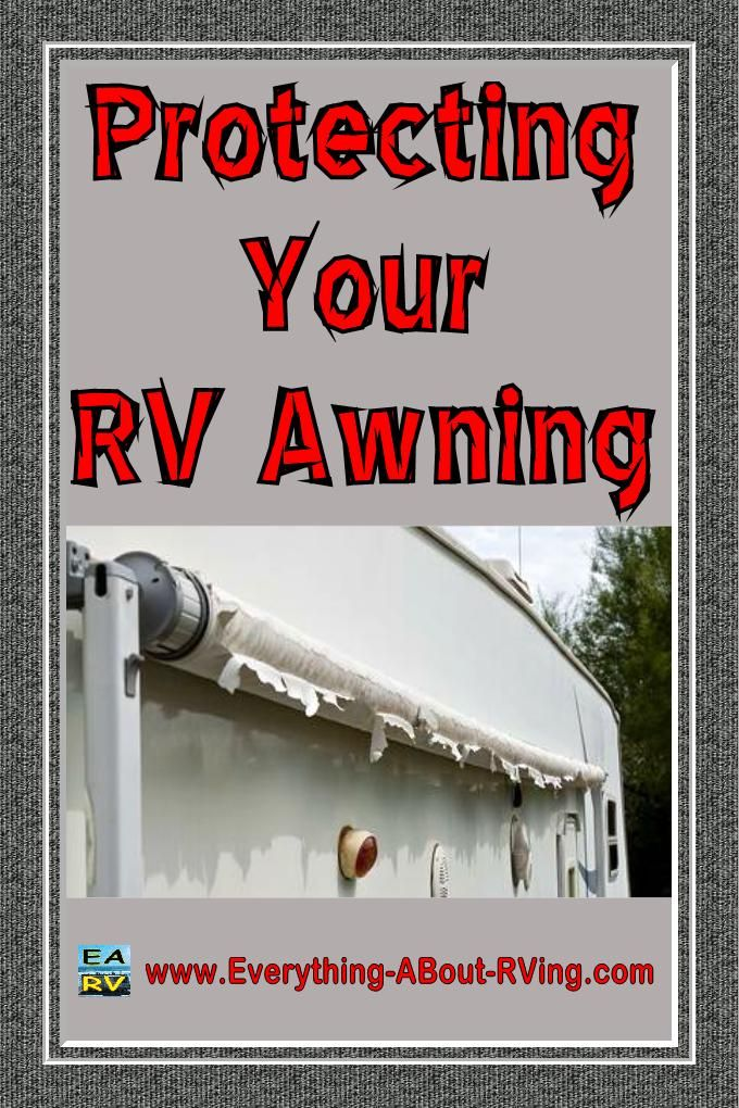 Great Tips and if you need a new awning you can get a replacemnt at http://www.rvpartscountry.com  Protecting Your RV Awning was submitted on our RVing Tips & Tricks Page by Kevin from Phoenix Arizona.  Have you checked into finding a cover for your fabric RV awning only to be left frustrated because there is nothing.....Read More: http://www.everything-about-rving.com/protecting-your-rv-awning.html Happy RVing #rving #rv #camping #leisure #outdoors #rver #motorhome #travel