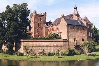 Bergh Castle, locally known as Kasteel Huis Bergh, lies in the town of 's-Heerenbergh, in the province of Gelderland in the Netherlands.