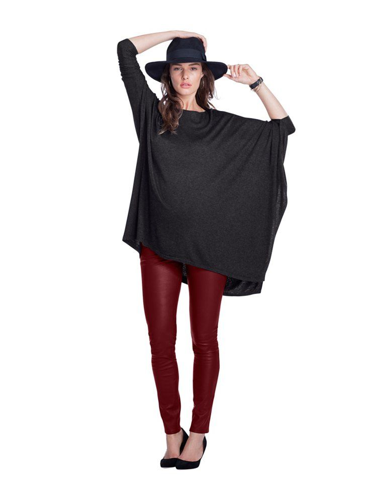 Pin for Later: 15 Maternity Items to Take You From Summer to Fall Isabella Oliver Rowsley Maternity Leather Leggings The leather pant is a fashionista go-to, so don't let pregnancy stop you from rocking these oxblood leather leggings ($489) this Fall.