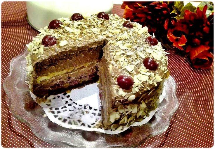 Delicious & homemade cake
