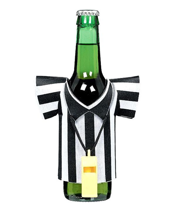 Look at this Referee Shirt Drink Sleeve - Set of Six on #zulily today!