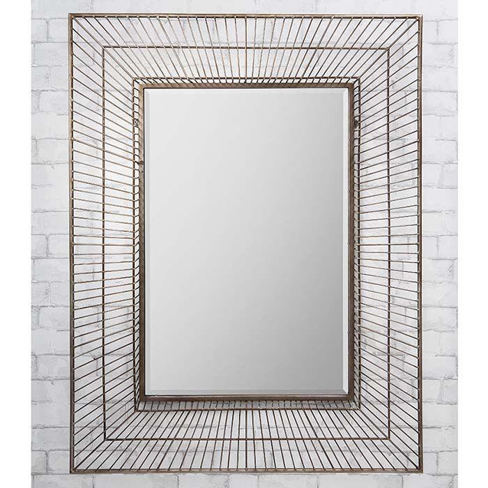 Olden Gold Mirror 107 x 81cm