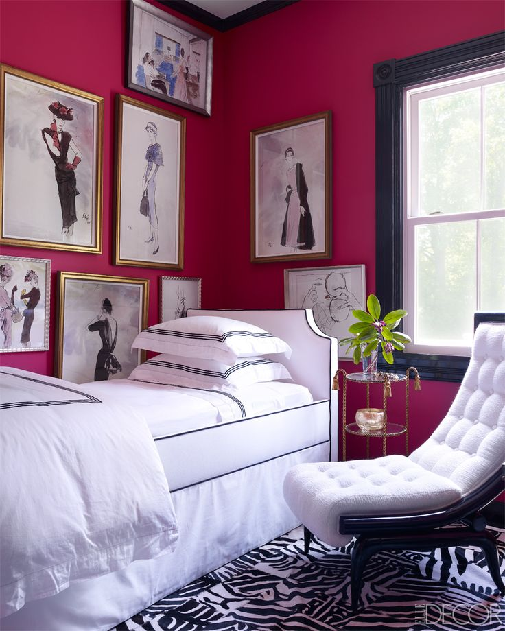 212 best images about pink wall color on pinterest paint 16734 | 776b35190150f49dfe90e9134a423581