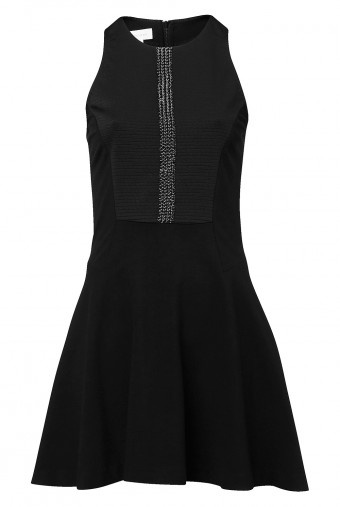 Chain Mail Knit Dress - Witchery. Winter party dress!