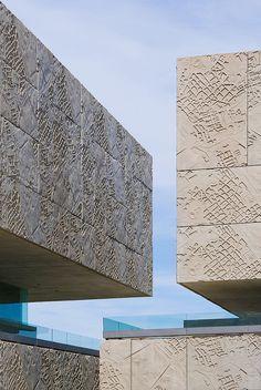 Palacio de Congresos y Exposiciones de Mérida, Merida, Spain by Nieto Sobejano Arquitectos