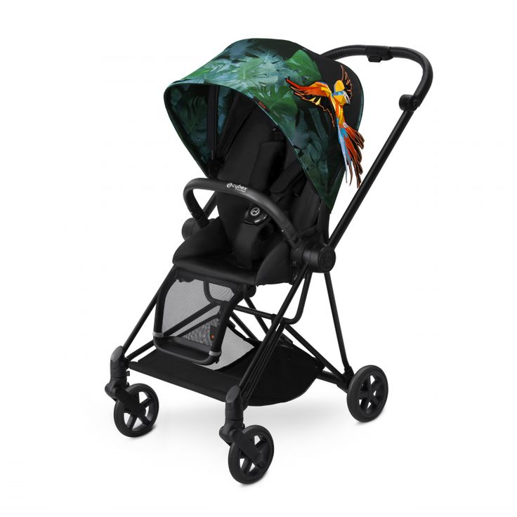Cybex MIOS Stroller - Limited Edition Birds of Paradise