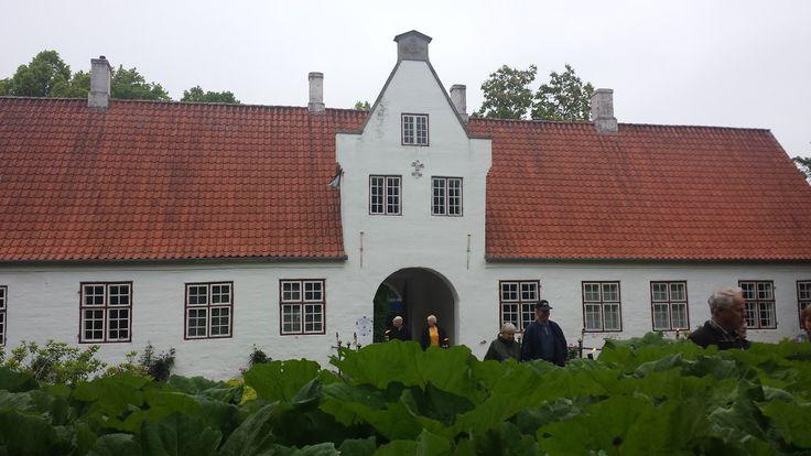 HAVEHJERNEN: Kig bag Schackenborgs mure