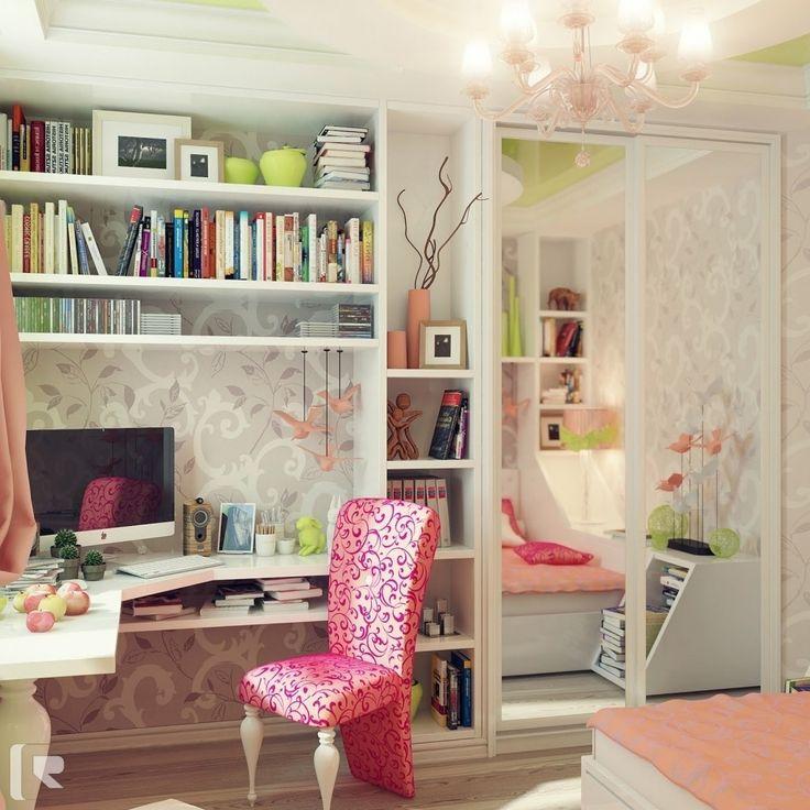 Teens Room : Teen Bedroom Organization Solutions Intended For ...