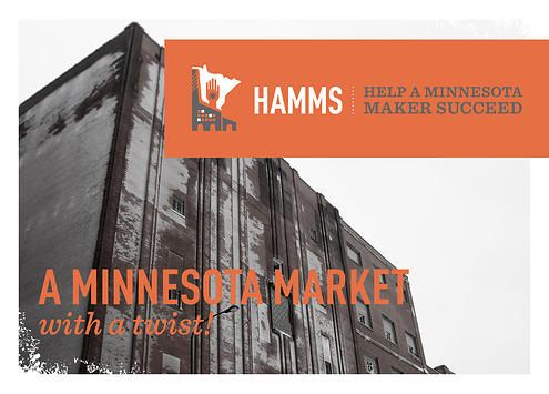 The HAMMS Event is a local, Minnesota makers shopping extravaganza in St Paul. Shop small business on May 3rd! #shop #minnesota #smallbusiness