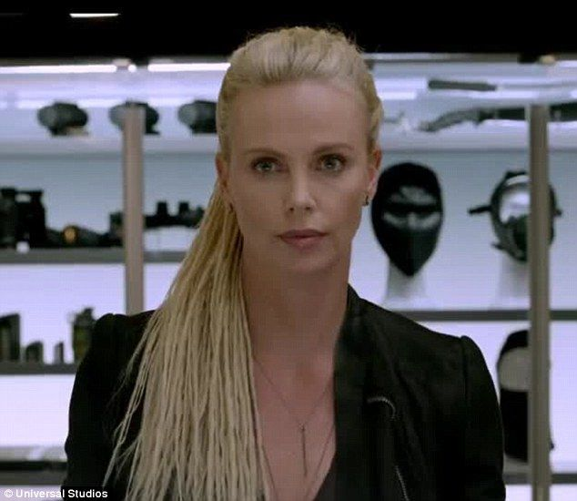 Formerly known as Fast and Furious 8: Universal Pictures released the first action-packed teaser for The Fate of the Furious featuring new villain Cipher (Charlize Theron) on Friday