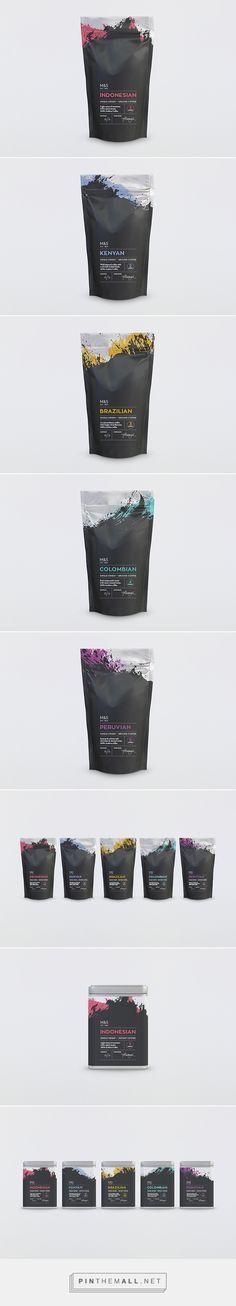 packaging / package design | M&S Coffee