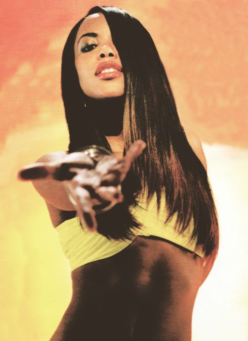 always a cool air about her, no matter what she wore or did. rip aaliyah.
