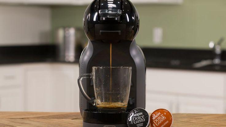 طريقه استخدام اله القهوة نسكافيه دولسي قوستو وتنظيفها Coffee Coffee Maker Kitchen Appliances