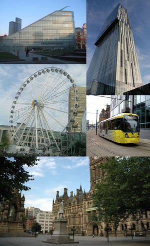 A Series of Great Landmarks - Things to do in Manchester aside for joining the Social Media: The Essential Toolkit training course that takes place on December 8th bit.ly/1xQnxTs #thingstodo #Manchester