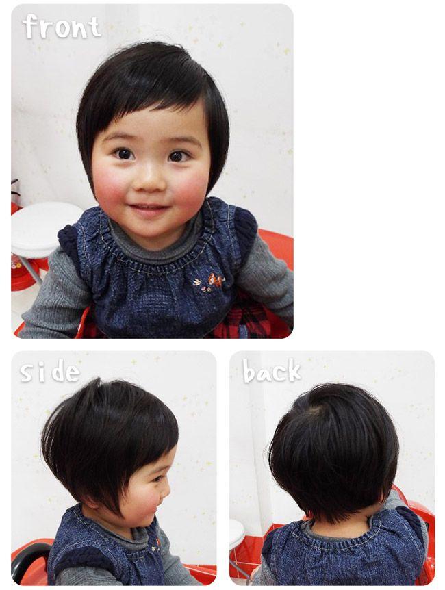 女の子 年齢別おすすめトレンドキッズヘア集 美容室で子供のカット
