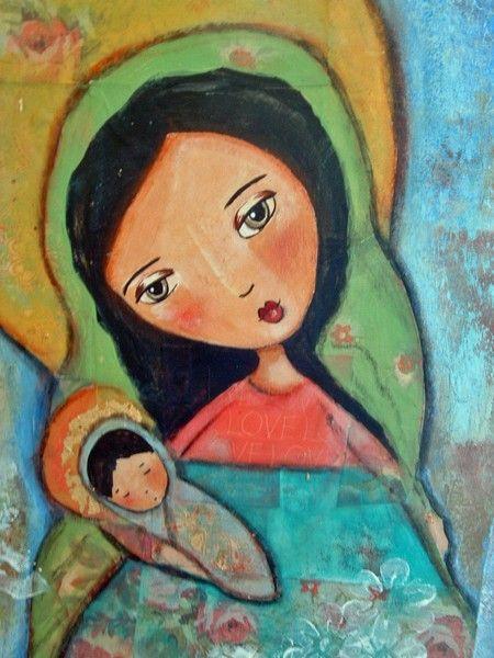 My Sweet Baby Jesus by patti Ballard