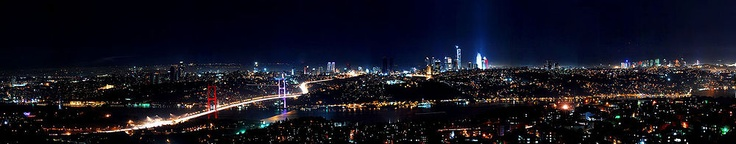 """you can't fall in love, if you don't see Istanbul"""