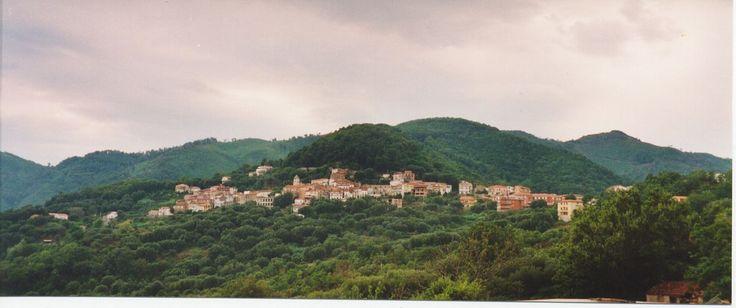 Veduta di San Mauro La Bruca