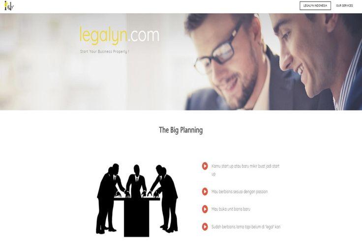LEGALYN.COM MUDAHKAN MASYARAKAT MENGURUS LEGALITAS USAHA   Dunia Fintech