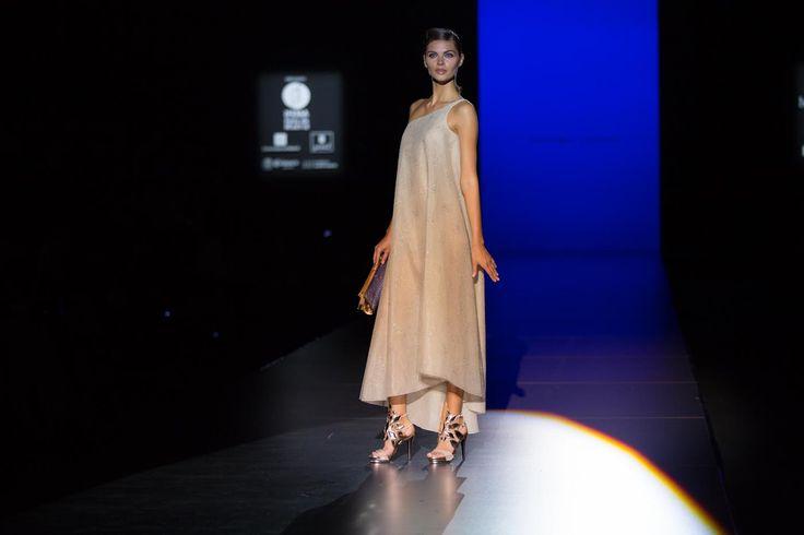 Colección Azabache en la Fashion Week de Madrid #desfile #HannibalLaguna