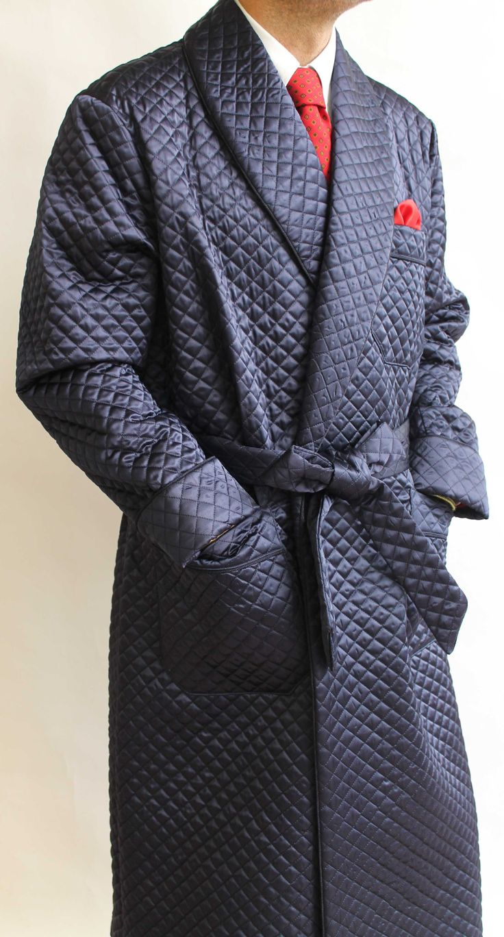 25 Best Quilted Dressing Gowns Images On Pinterest