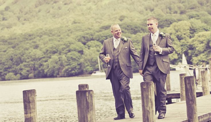 Civil Partnership Photography at The Lakeside Hotel, Newby Bridge | Wedding Photographers in Cheshire and Manchester by www.northwestphotography.co.uk