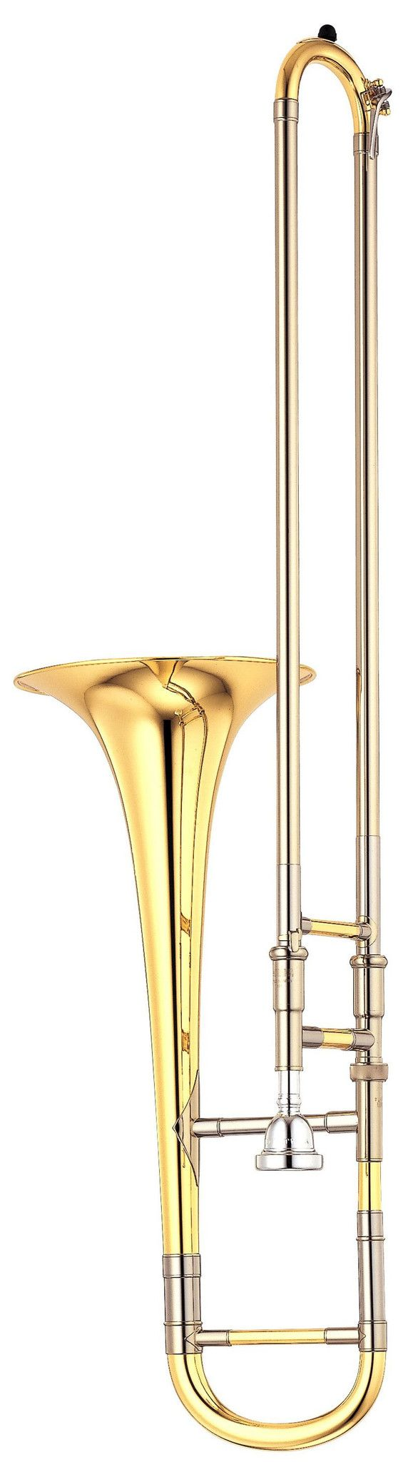 In creating the new YSL-871 alto trombone, Yamaha has effectively combined its advanced wind instrument technology, nurtured in the making of the Xeno series, with traditional craftsmanship in a basic