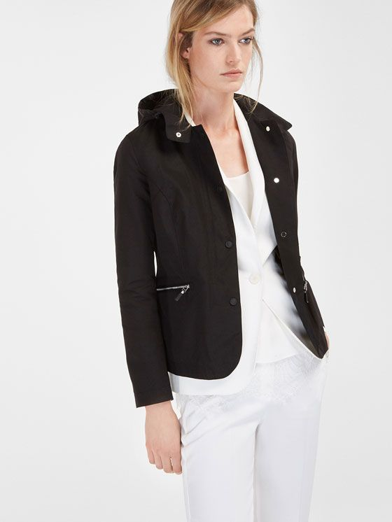 View all - Outerwear - WOMEN - Massimo Dutti - United States of America / Estados Unidos de América