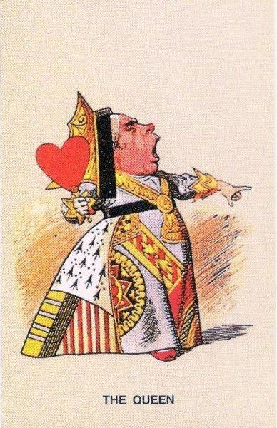 Это репринты иллюстраций к книге выпущенной издательством Puffin с иллюстрациями Джона Тенниеля