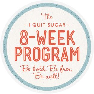 If you suffer from auto-immune disease you may light to try the I Quit Sugar 8 Week Program.  Next round starts January 22. This post will answer all of your questions.