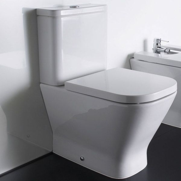 Roca the gap btw toilet suite bathroom pinterest for Roca gap compacto
