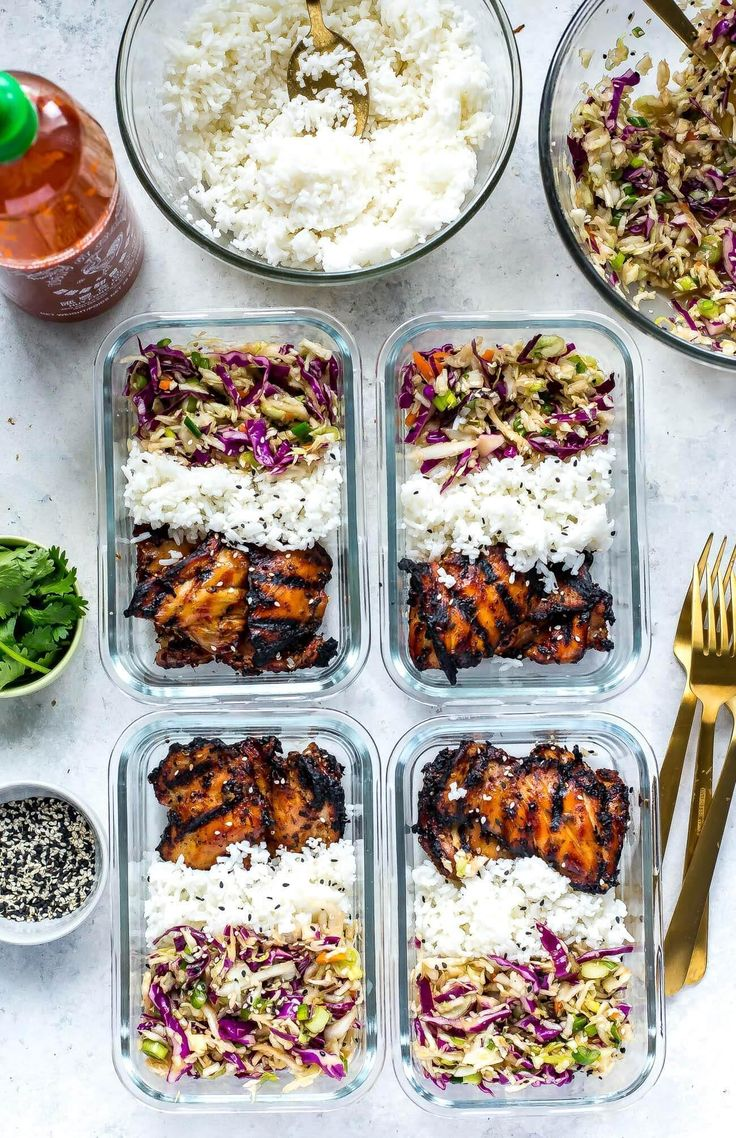 25 Simple Meal Prep Recipes You Need to Try