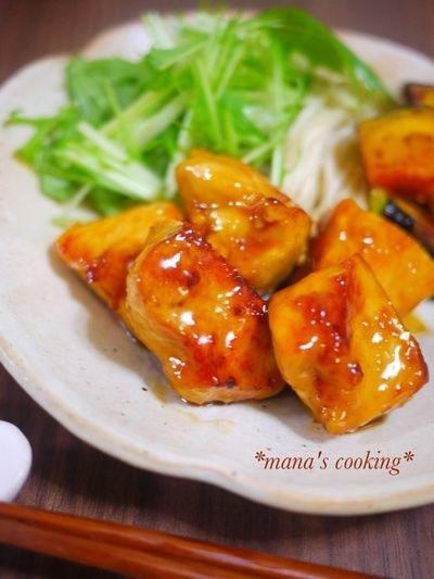 レシピ*鶏むね肉のしっとり甘辛照り焼き* by manaさん | レシピ ...
