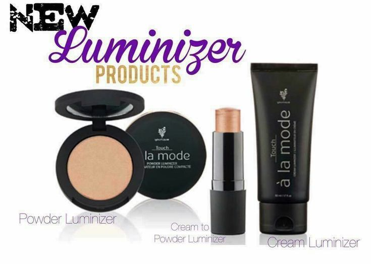Face/Highlight and Contour https://www.youniqueproducts.com/AnnJackson/products/landing