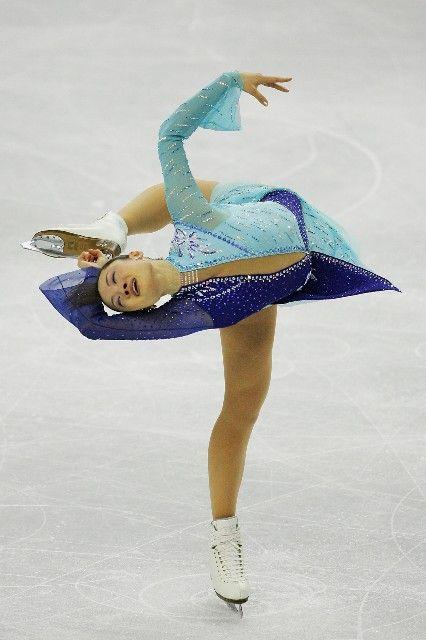 2006 Olympic Champion Shizuka Arakawa of Japan