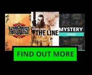 GMG Golden Joystick Awards Deal: Spec Ops: The Line + Sid Meier's Pirates! + Mystery Game  (normally $0) , http://goodnewsgaming.com/2016/09/gmg-golden-joystick-awards-deal-spec-ops-the-line-sid-meiers-pirates-mystery-game-normally-0.html Check more at http://goodnewsgaming.com/2016/09/gmg-golden-joystick-awards-deal-spec-ops-the-line-sid-meiers-pirates-mystery-game-normally-0.html