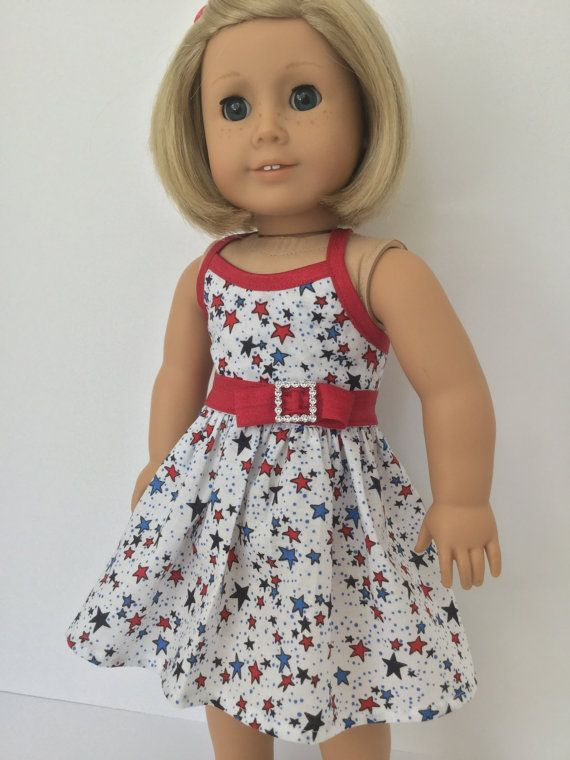 American Girl doll size clothes American Girl by AdorablyDolly