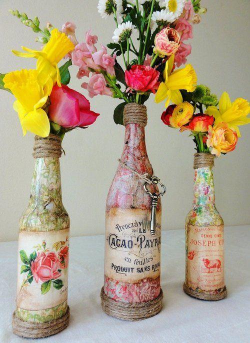 Стеклянно-бутылочное (идеи и вдохновлялки)
